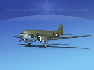 douglas c-47 dakota max
