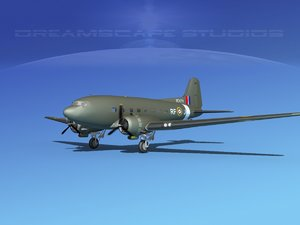 max douglas c-47 dakota