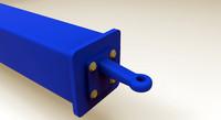 frame schmitz zko 3d model