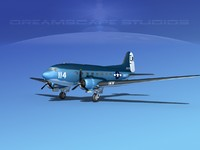 douglas dakota 3d 3ds