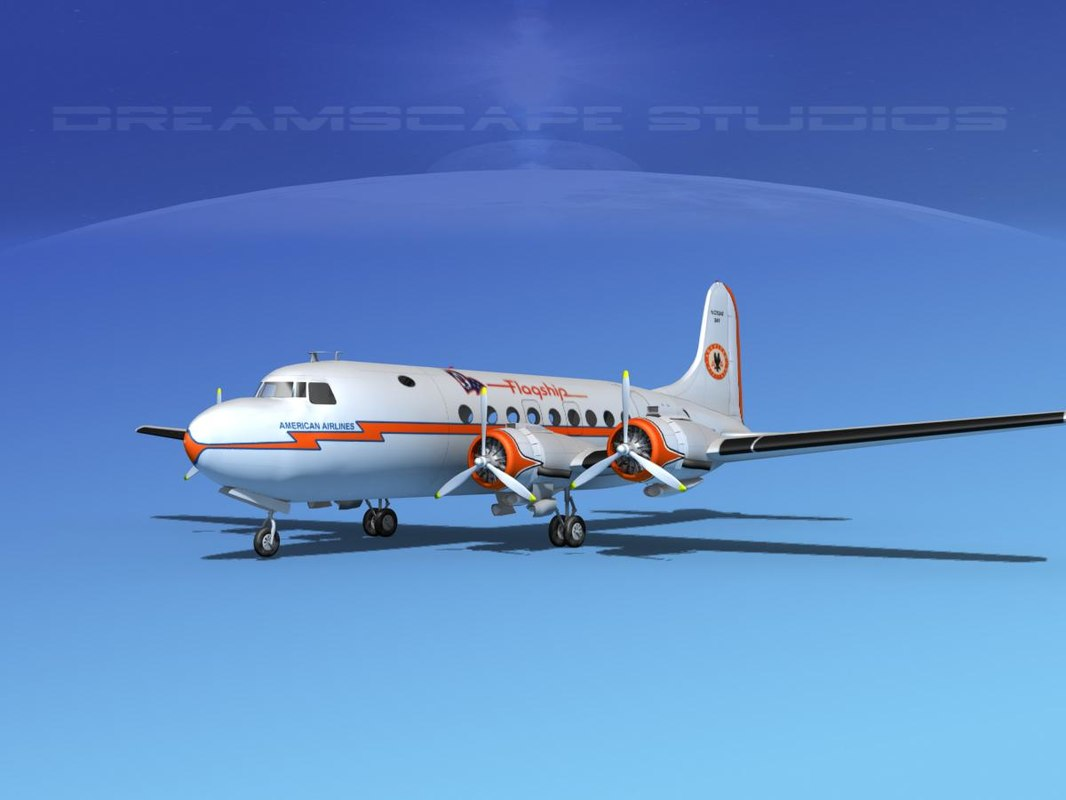 max dc-4 airlines