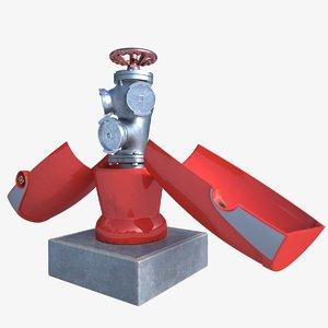 max hydrant
