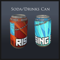 Drinks/Soda Can