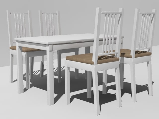 ikea chair table max