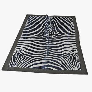 max carpet zebra