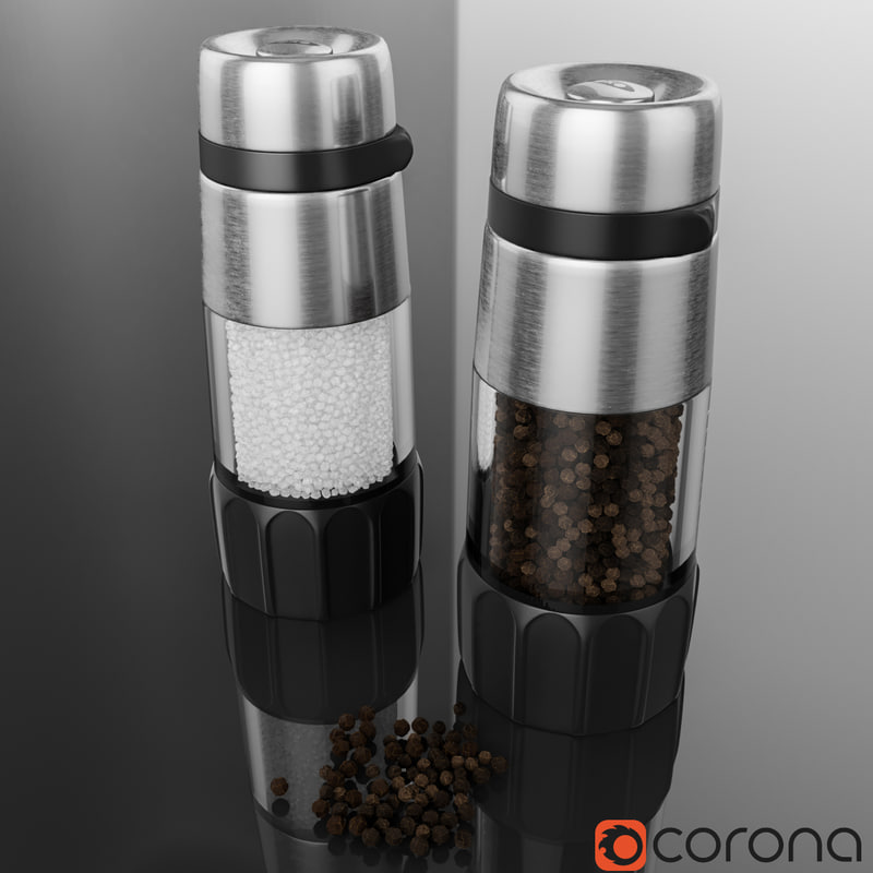 max pepper salt grinder oxo