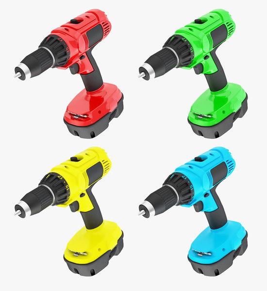 3d model bare tool