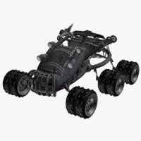 rover 3d model