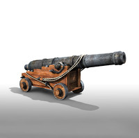Naval Pirate Cannon