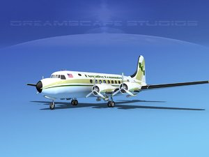 max dc-4 propellers gear
