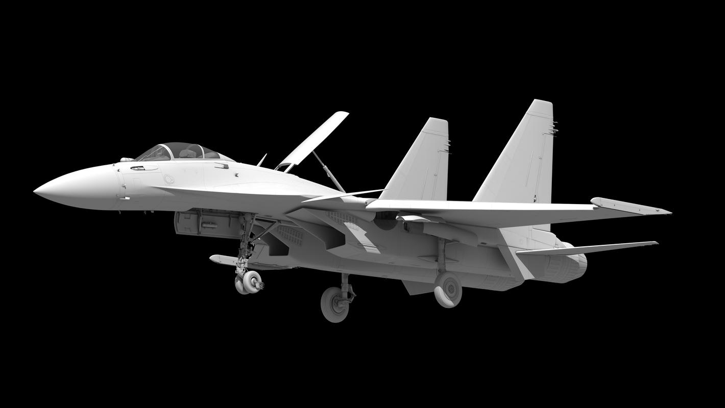 fighter jet su-37 max
