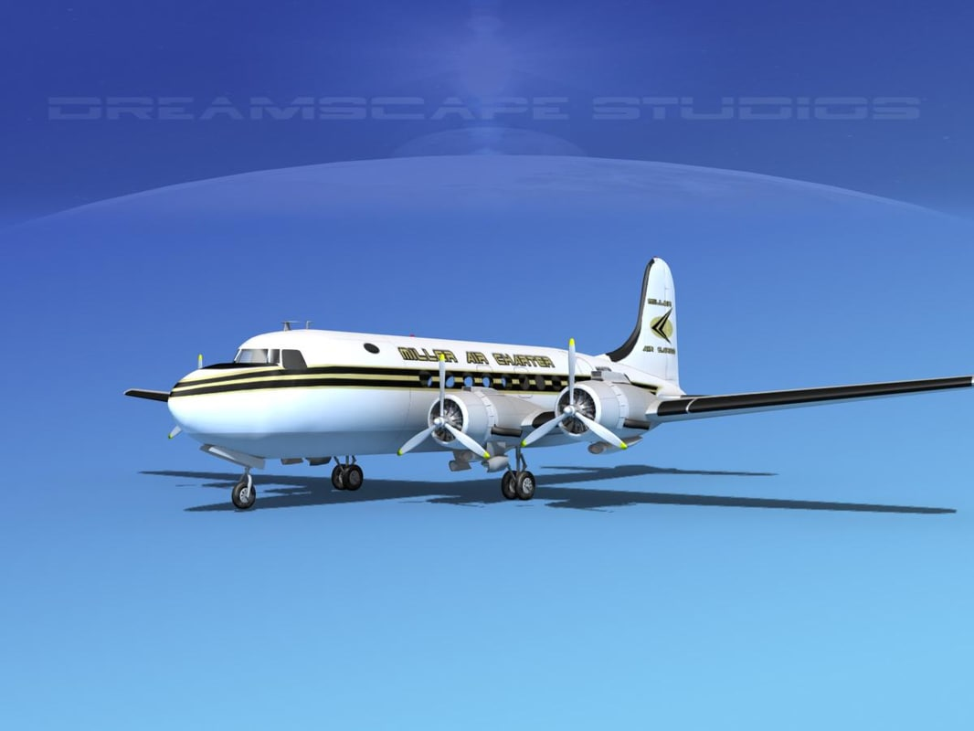 dc-4 propellers gear max