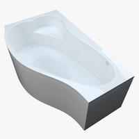 1marka bath 3d max