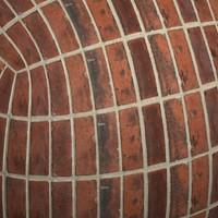 Bricks #09(vertical row) Texturs