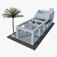 3d model original structure