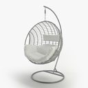 hanging chair 3D models