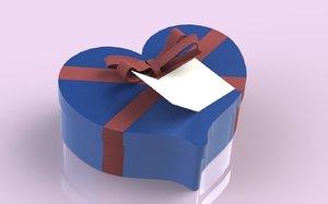 free wrl mode box heart