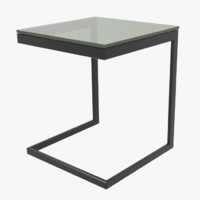 Lounge Table Glass
