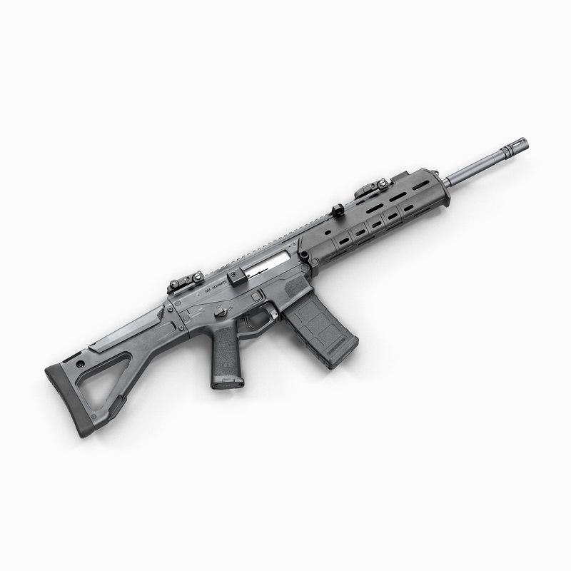 3d adaptive combat rifle bushmaster