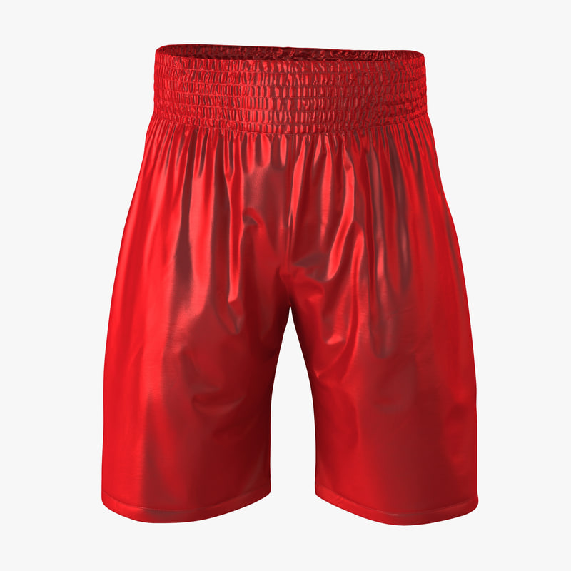 3ds boxing shorts