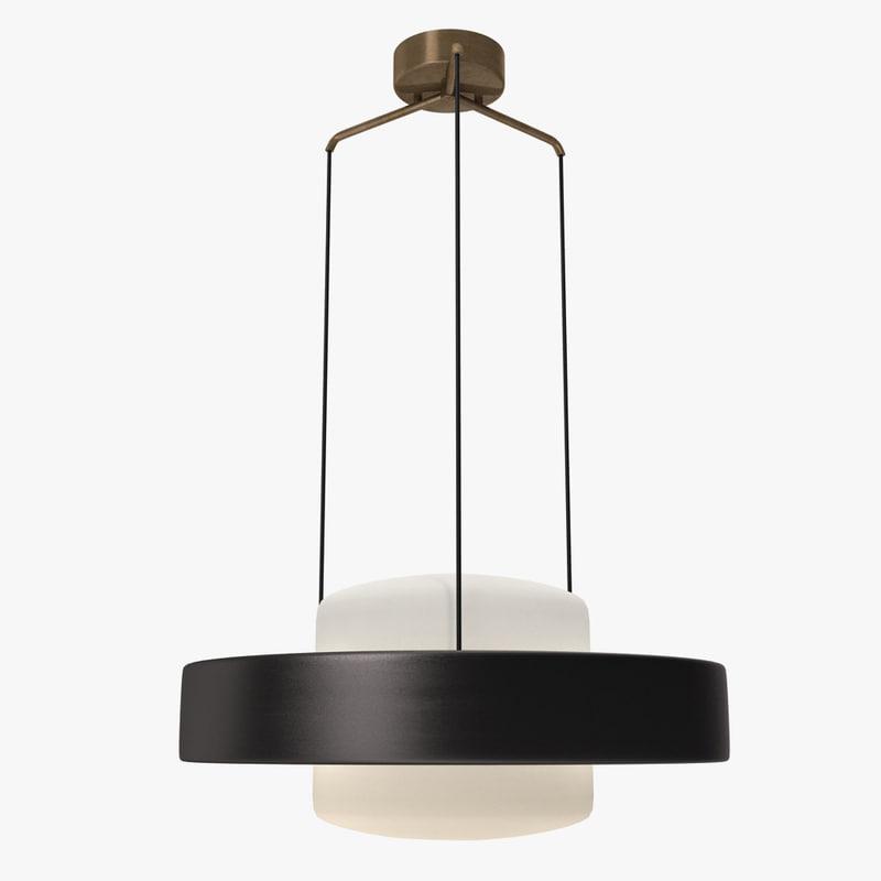 3d stilnovo - lampada model