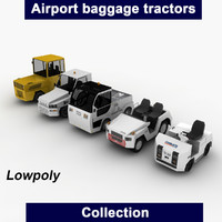 Baggage Tractors Collection
