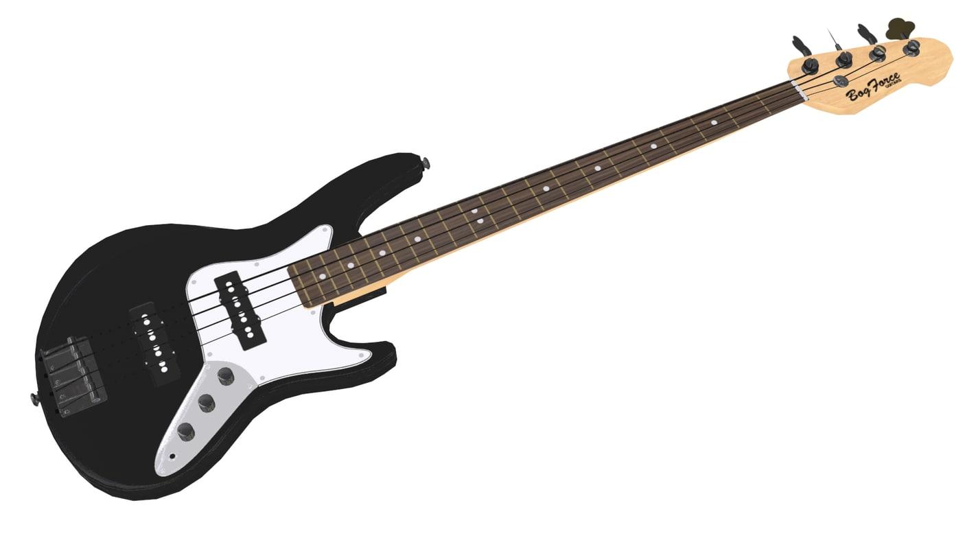 bass guitar max