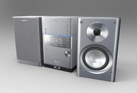 stereo speaker 3d x
