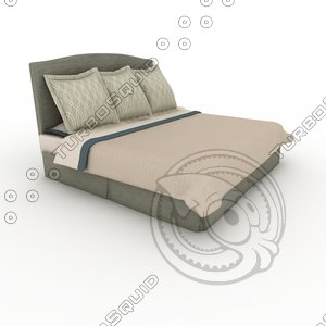 3d king size bed