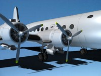 dxf dc-4 airlines