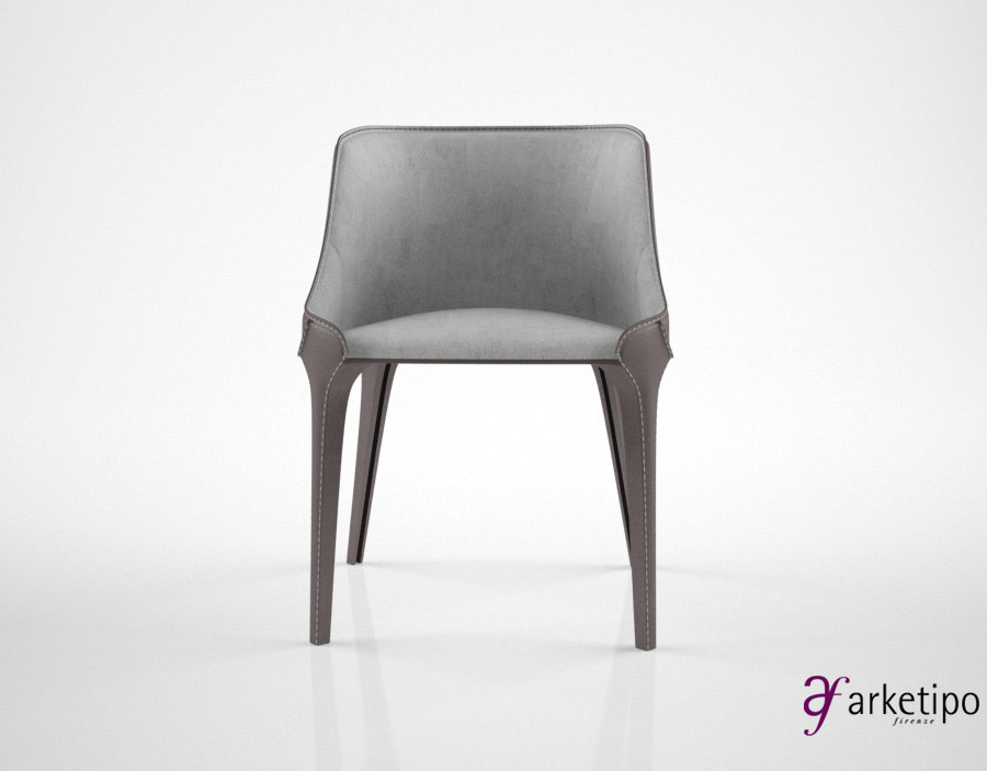 x arketipo goldie chair