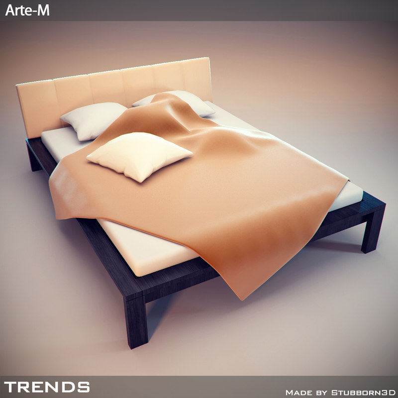 3d bed trends