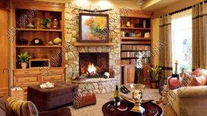 HOG Art - Living Room