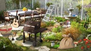 HOG Art - Backyard