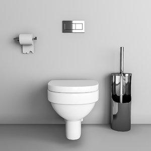 toilet vitra paper max