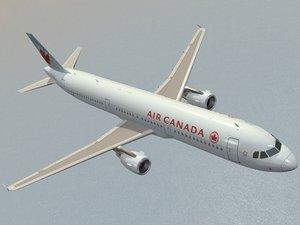 3ds airbus air canada a321