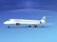 3d turbines dc-9-40 sas model