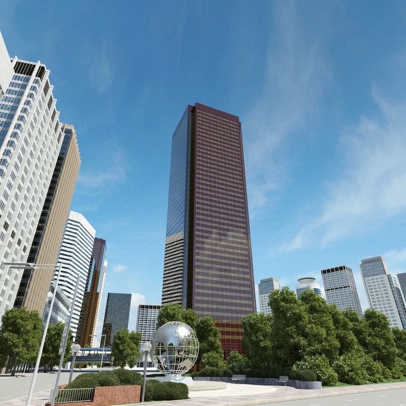 3d max canadian place