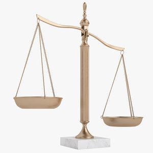 max law scale