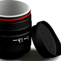 Zoom Lens Thermos