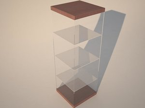 glass door cabinet max