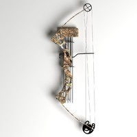 compound bow 3d 3ds
