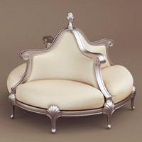 boudoir mantellassi 1926 butterfly 3d max