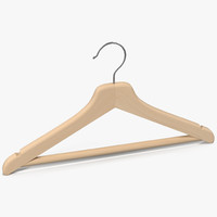 hanger clothes 3 3d max