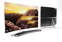 Samsung SUHD TV and Sound Bar