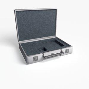 blade runner suitcase 3d obj