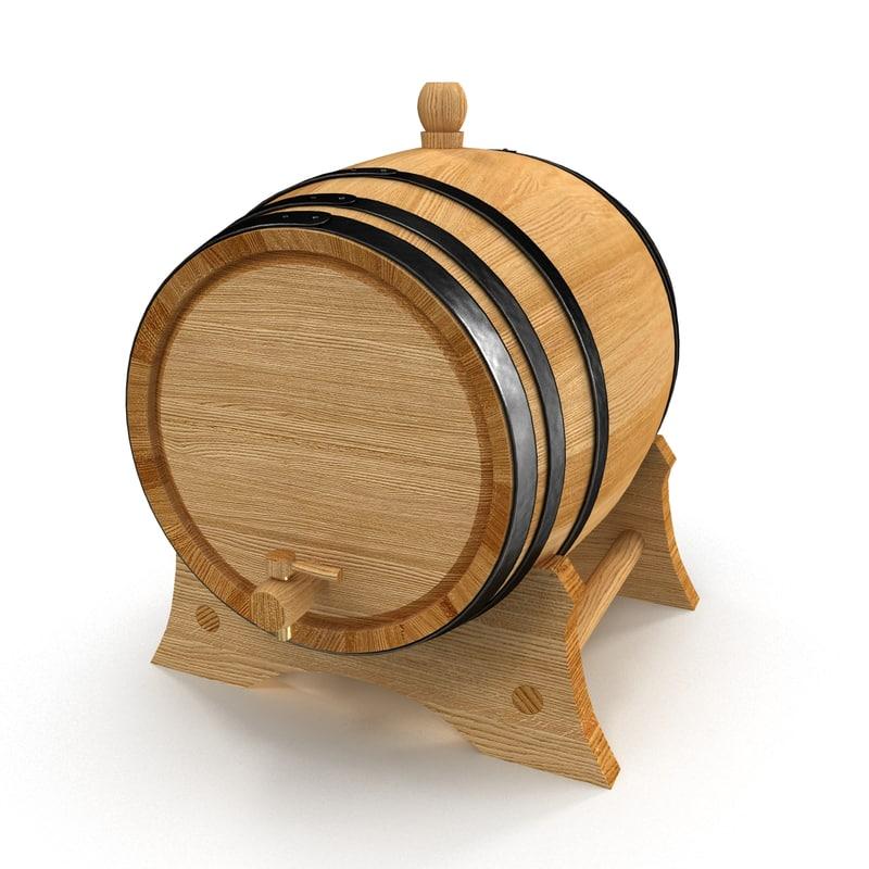 barrel c4d