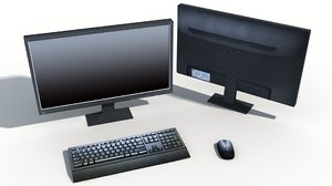 max monitor keyboard mouse