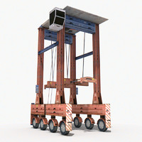 max straddle carrier industrial