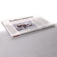 ma frankfurter allgemeine newspaper folds